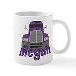 Trucker Megan Mug