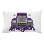 Trucker Megan Pillow Case
