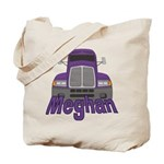 Trucker Meghan Tote Bag