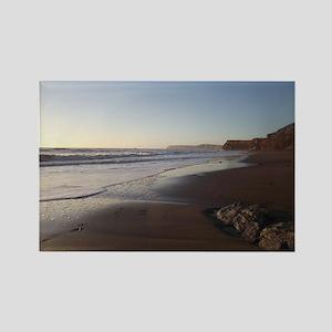 Compton Beach Rectangle Magnet
