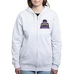 Trucker Melissa Women's Zip Hoodie