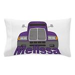 Trucker Melissa Pillow Case