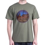 Vancouver Gastown Souvenir Dark T-Shirt