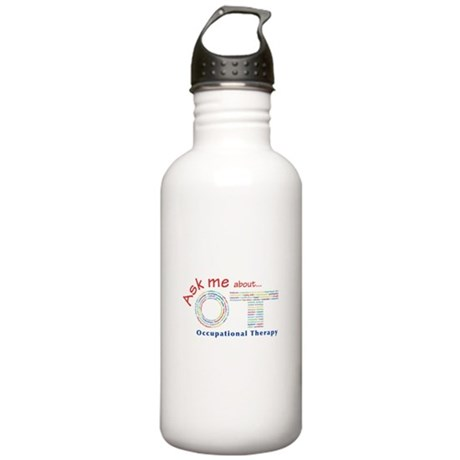 Ask me about OT - Color Stainless Water Bottle 1.0
