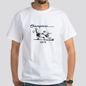 Champions Football Camp White T-Shirt