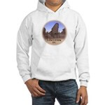 Vancouver Gastown Souvenir Hooded Sweatshirt