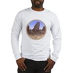 Vancouver Gastown Souvenir Long Sleeve T-Shirt