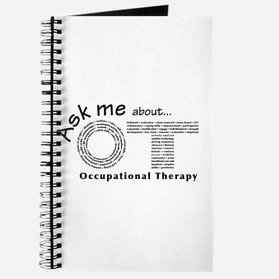 Ask me about OT - B/W Journal