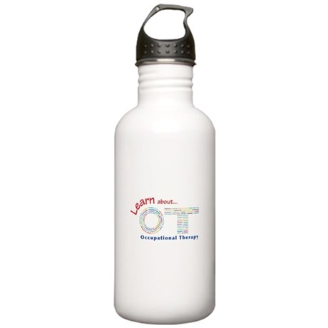 Learn about OT - Color Stainless Water Bottle 1.0L
