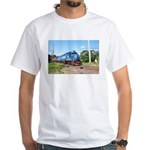 Spirit Of Conrail-2-Image White T-Shirt