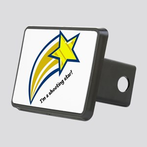 shooting star Rectangular Hitch Cover