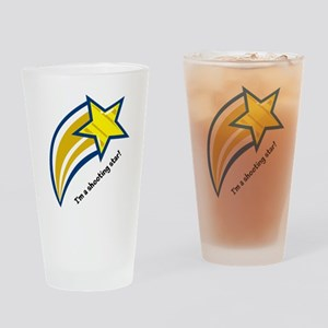 shooting star Drinking Glass