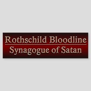 Rothschilds Exposed - Sticker (Bumper)