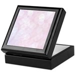 Pink Bokeh Keepsake Box