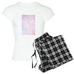 Pink Bokeh Women's Light Pajamas