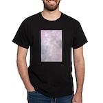 Pink Bokeh Dark T-Shirt