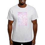 Pink Bokeh Light T-Shirt