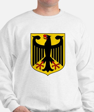 German Coat of Arms  Sweatshirt
