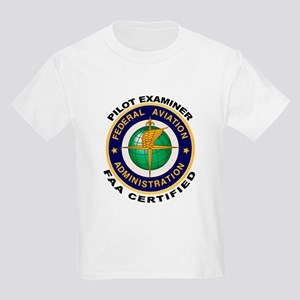 Pilot Examiner Kids Light T-Shirt