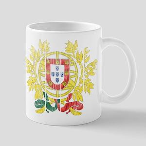 Portugal Coat Of Arms Mug