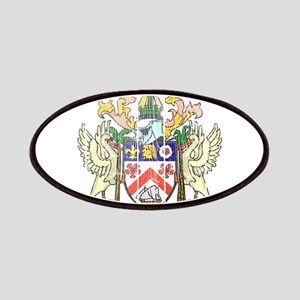 Saint Kitts Nevis Coat Of Arms Patches