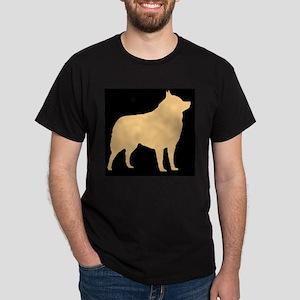 Cream Schipperk Black T-Shirt