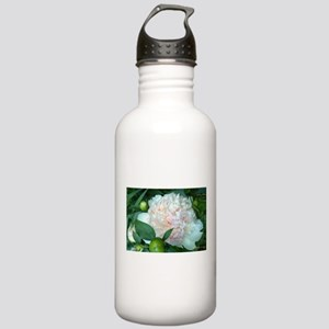 Peonies Stainless Water Bottle 1.0L