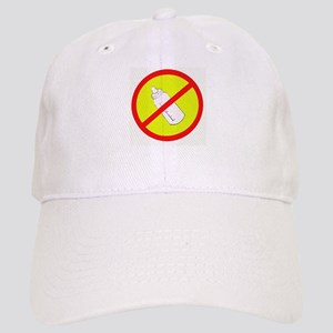 not bottle fed circle slash Cap