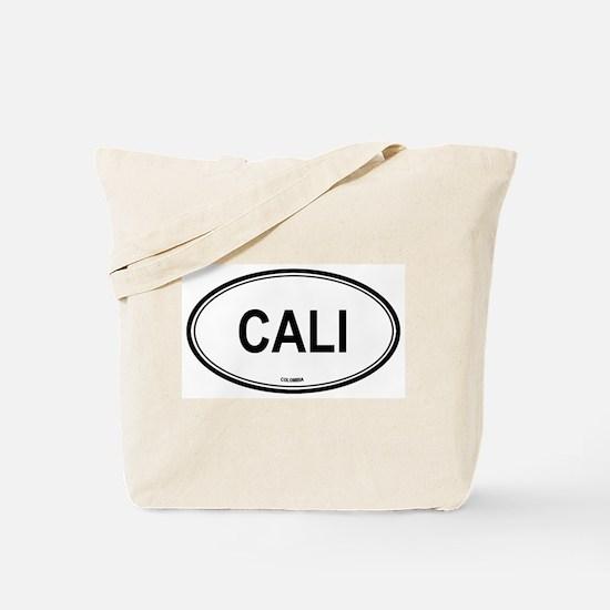 Cali, Colombia euro Tote Bag