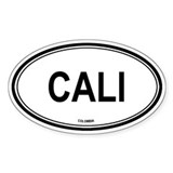 Cali colombia Stickers