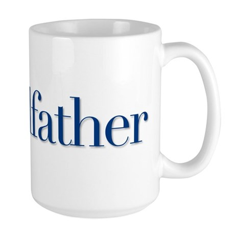 Almost a Grandfather Large Mug