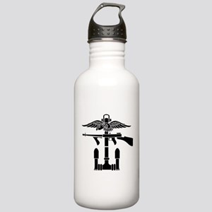 Combined Operations B-W Stainless Water Bottle 1.0