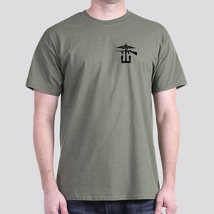 Combined Operations B-W Dark T-Shirt