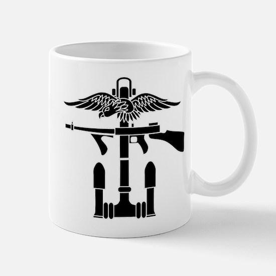 Combined Operations B-W Mug