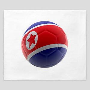 Korea World Cup Ball King Duvet