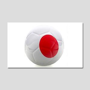 Japan World Cup Ball Car Magnet 20 x 12
