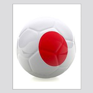 Japan World Cup Ball Small Poster