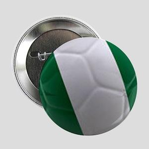 "Nigeria World Cup Ball 2.25"" Button"