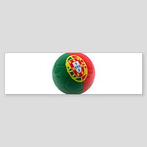 Portugal World Cup Ball Sticker (Bumper)