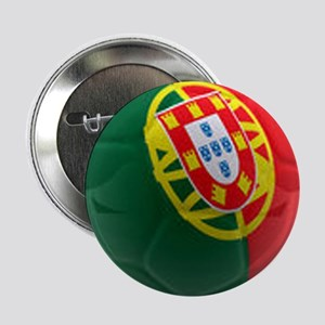 "Portugal World Cup Ball 2.25"" Button"