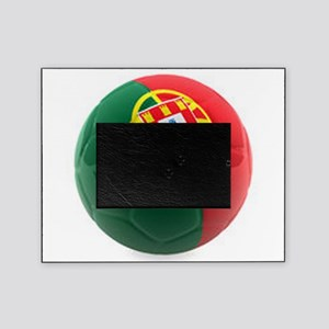 Portugal World Cup Ball Picture Frame