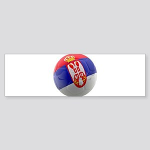Serbia World Cup Ball Sticker (Bumper)