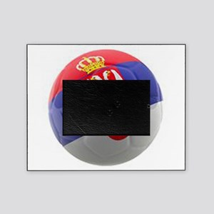 Serbia World Cup Ball Picture Frame