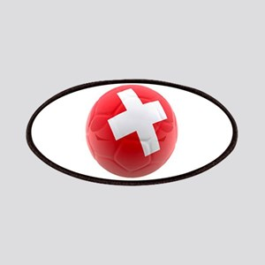 Switzerland World Cup Ball Patches
