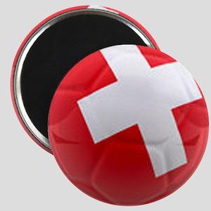 Switzerland World Cup Ball Magnet