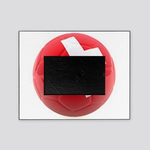 Switzerland World Cup Ball Picture Frame