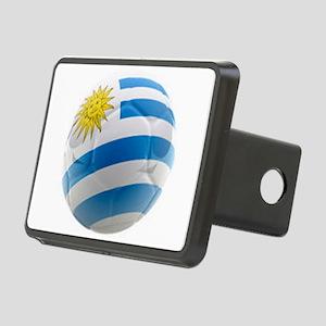 Uruguay World Cup Ball Rectangular Hitch Cover