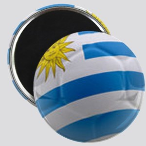 Uruguay World Cup Ball Magnet