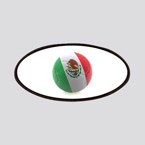 Mexico World Cup Ball Patches