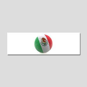 Mexico World Cup Ball Car Magnet 10 x 3